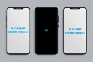Old Flagship Vs New Mid-Range Smartphone? The Ultimate Showdown