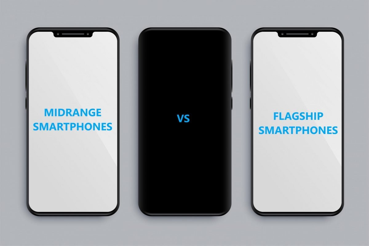 Old Flagship Vs New Mid-Range Smartphone? The Ultimate Showdown