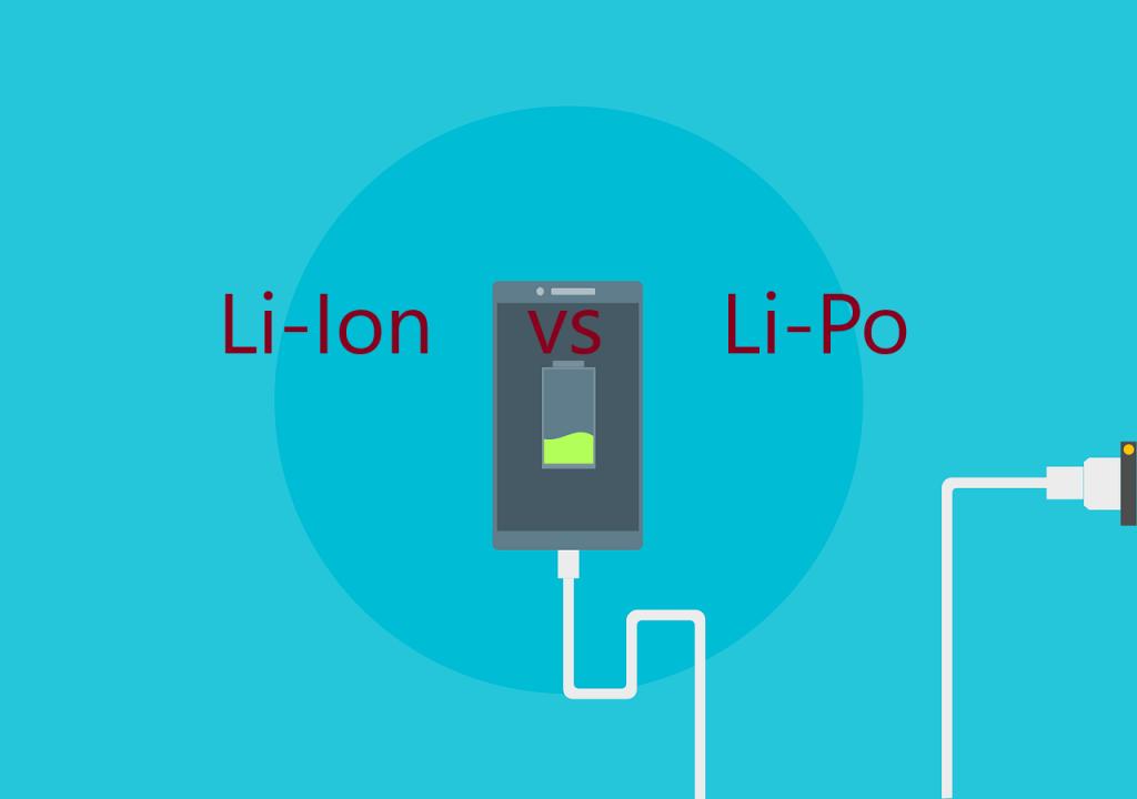 Li-ion vs Li-po battery