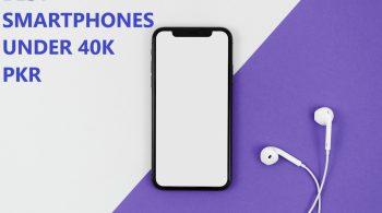 Best Smartphones under 40k featured image