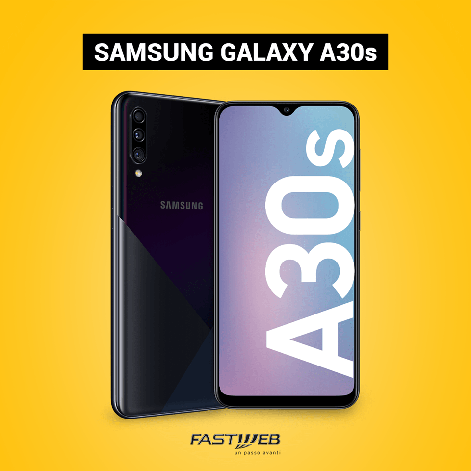 Samsung A30s- mobile under 40k pkr
