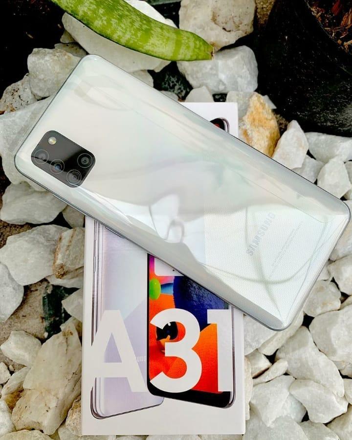Samsung Galaxy A31- mobile under 50k pkr