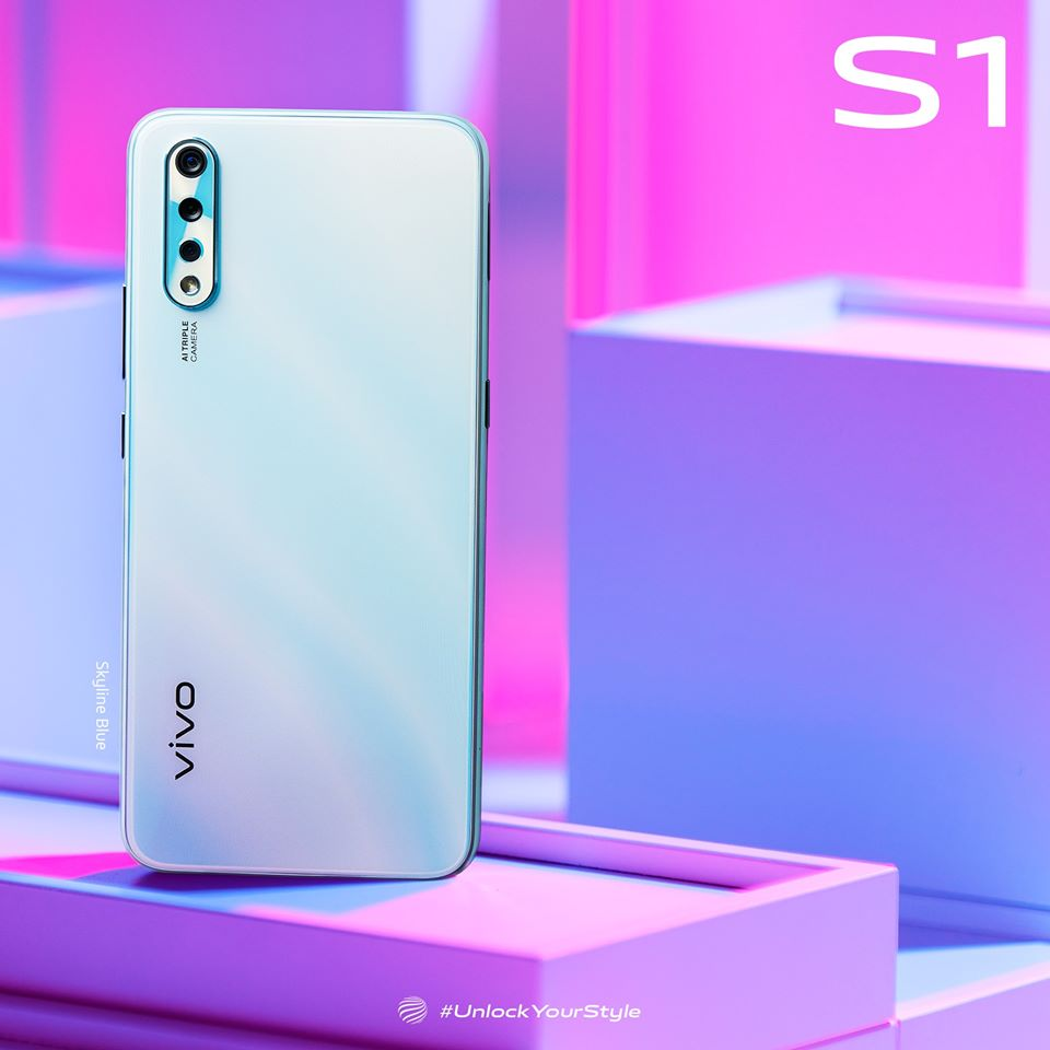 Vivo S1-best phone under 40k pkr