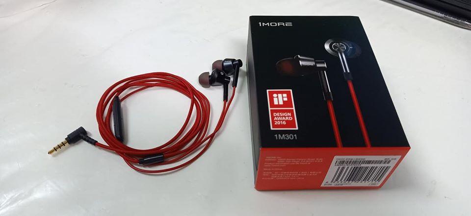 1More IM301 (8th best earphone in 5000 PKR)- whaddafudge