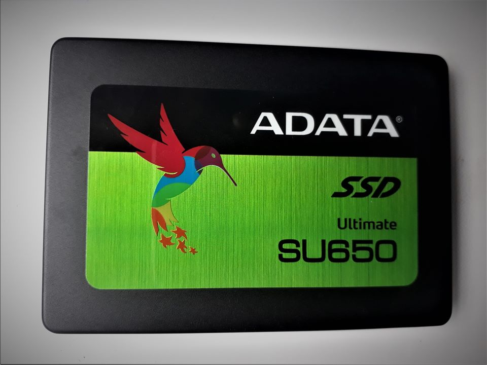 Adata SU 650 best budget SSD 2020 Pakistan