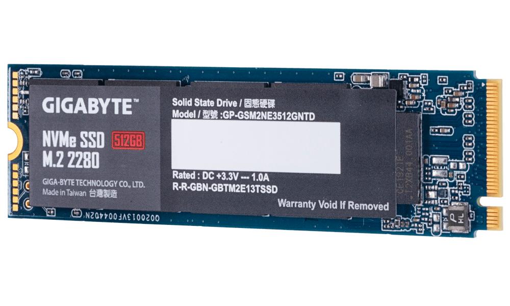 Gigabyte NVMe SSD (Top NVMe ssd in Pakistan)